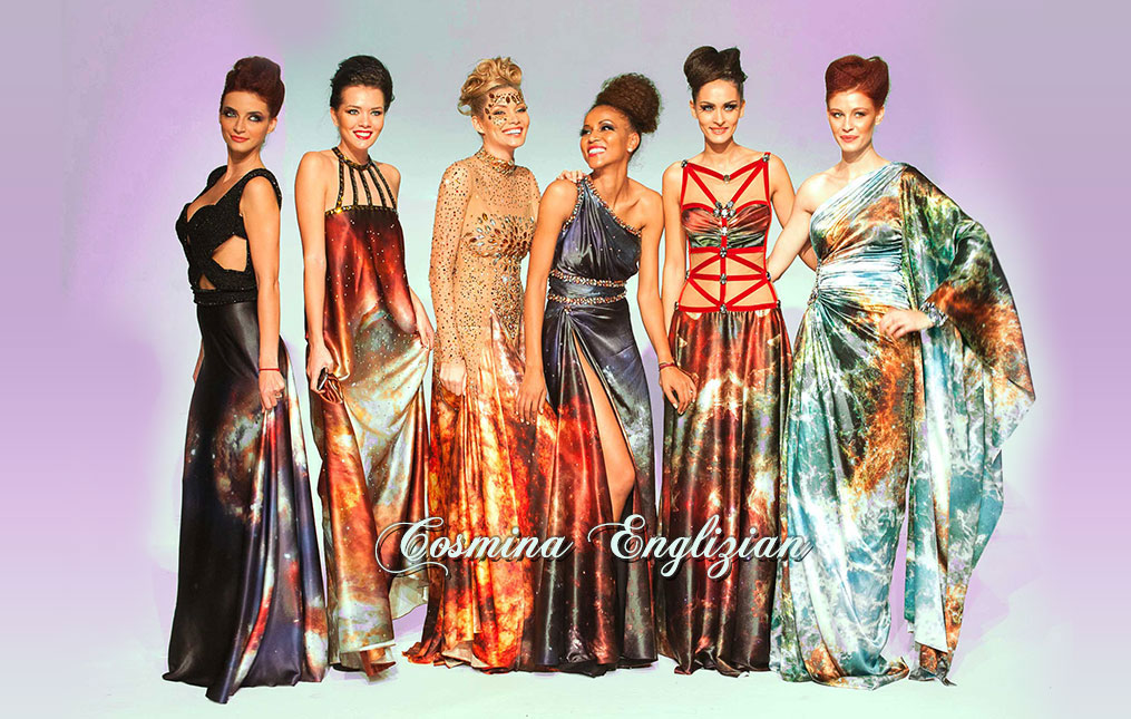 StarDust Collection by Cosmina Englizian