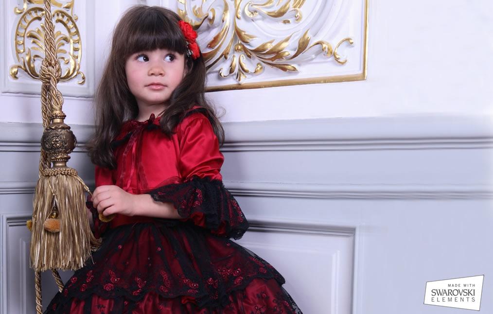 Rochite pentru fetite by Cosmina Englizian pentru ocazii speciale